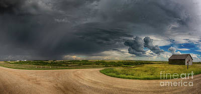 Photograph - Stormy Junction by Ian McGregor