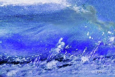 Kitchen Signs - Stormy Seas 300 by Sharon Williams Eng
