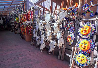 Fleetwood Mac - Street Market by Roselynne Broussard