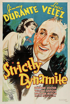 Royalty-Free and Rights-Managed Images - Strictly Dynamite, 1934 by Stars on Art