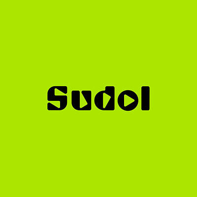 Royalty-Free and Rights-Managed Images - Sudol #Sudol by TintoDesigns