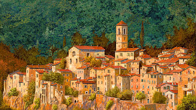 Royalty-Free and Rights-Managed Images - Sullappennino by Guido Borelli