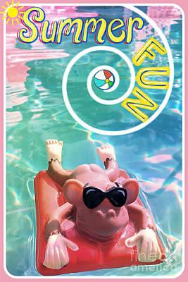 Grimm Fairy Tales - Summer Fun Spiral by Diann Fisher