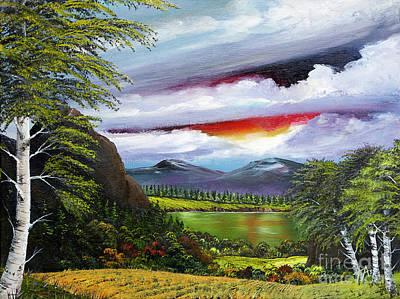 Painting - Summer by Gary 'TAS' Thomas