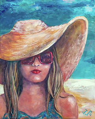 Royalty-Free and Rights-Managed Images - Summer Shades by Janal Koenig