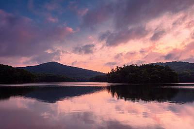 Classic Golf - Summer Sunrise, Lake Petit by Ryan Johnson