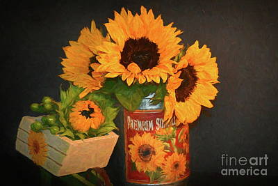 Photograph - Summer Texas Flower by Diana Mary Sharpton
