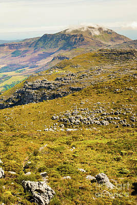 Royalty-Free and Rights-Managed Images - Summit Views Table Mountain by THP Creative