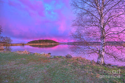 Royalty-Free and Rights-Managed Images - Sunrise 5 by Veikko Suikkanen