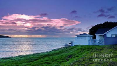 Photograph - Sunrise Cottage by Lidija Ivanek - SiLa