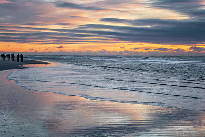 Anchor Down - Sunrise Gathering  6071 by Karen Celella