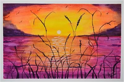 Staff Picks Cortney Herron - Sunset Reflections by Sonali Gangane