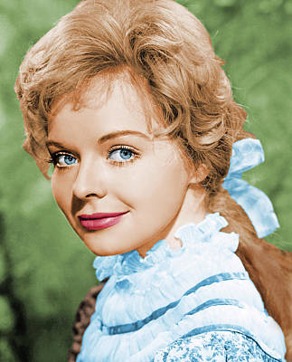 Royalty-Free and Rights-Managed Images - Susannah York by Stars on Art