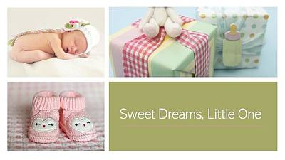 Photograph - Sweet Dreams, Little One by Nancy Ayanna Wyatt and more