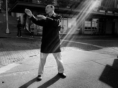 Rights Managed Images - Tai Chi Royalty-Free Image by Kyle Wasielewski