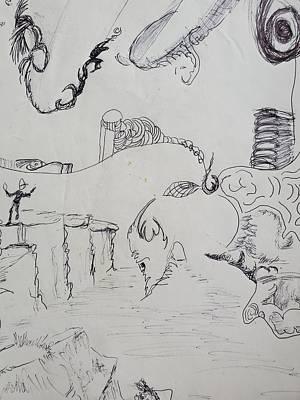 Unicorn Dust - Talkung by Angela Pelfrey