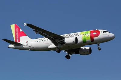 David Bowie - TAP Air Portugal Airbus A319       X4 by David Pyatt