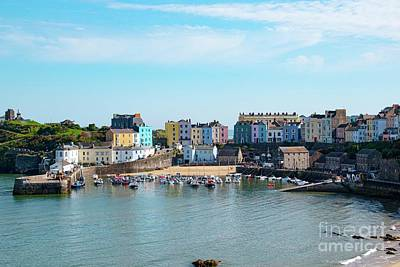 Sean Rights Managed Images - Tenby    Royalty-Free Image by Debra Angel