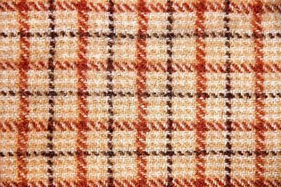 School Teaching - Texture of tartan design.  by Julien