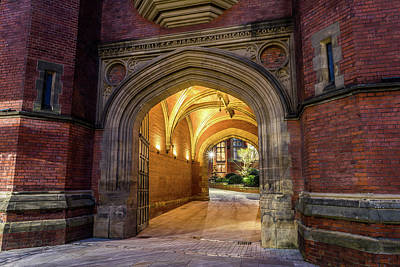 Photograph - The Armstrong Building nu0016 by David Pringle