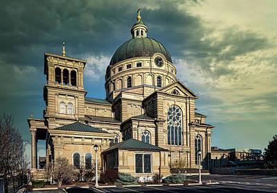 Winter Animals - The Basilica of Saint Josaphat by Randy Scherkenbach