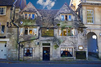 Outerspace Patenets - The Bridge Tea Rooms, Bradford on Avon, Wiltshire, England. by Joe Vella