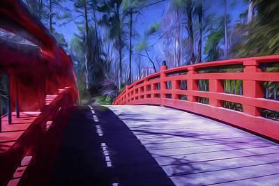 Photograph - The Bridge by Wade Brooks