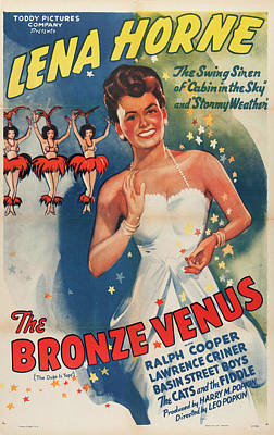 Royalty-Free and Rights-Managed Images - The Bronze Venus, 1938 by Stars on Art