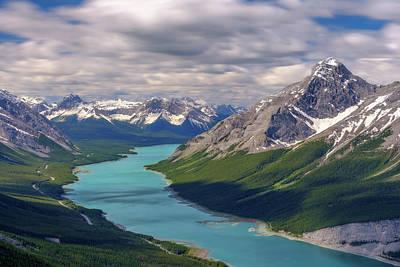Pasta Al Dente - The Canadian Rockies, Alberta, Canada by Yves Gagnon