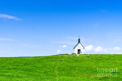 Royalty-Free and Rights-Managed Images - The Chapel of St. Hubertus by DiFigiano Photography