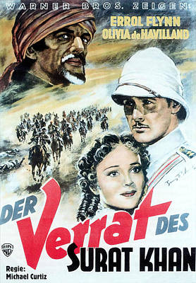 Royalty-Free and Rights-Managed Images - The Charge of the Light Brigade, with Errol Flynn, 1936 - 2 by Stars on Art