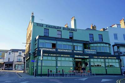 Granger - The Charles Dickens pub, Broadstairs, Kent, England. by Joe Vella