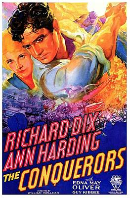 Royalty-Free and Rights-Managed Images - The Conquerors, 1932 by Stars on Art