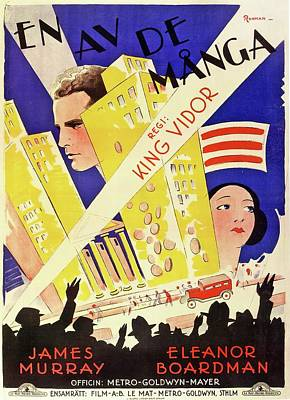 Royalty-Free and Rights-Managed Images - The Crowd, 1928 by Stars on Art