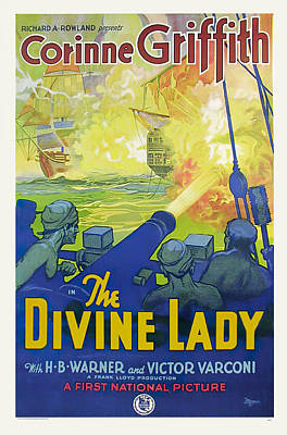 Royalty-Free and Rights-Managed Images - The Divine Lady, with Corinne Griffith, 1929 by Stars on Art