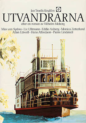 Royalty-Free and Rights-Managed Images - The Emigrants, 1971, Sweden by Stars on Art