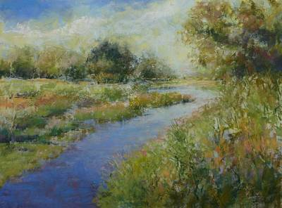 Painting - The Flow Of Life by Debbie Robinson
