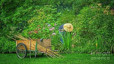 Graduation Sayings - The Gardener  by David Rucker