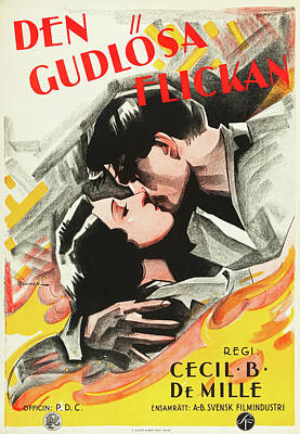 Royalty-Free and Rights-Managed Images - The Godless Girl, 1929 by Stars on Art