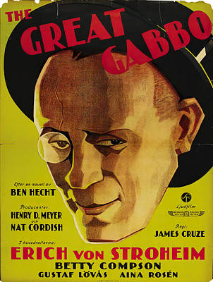 Royalty-Free and Rights-Managed Images - The Great Gabbo, 1929 by Stars on Art