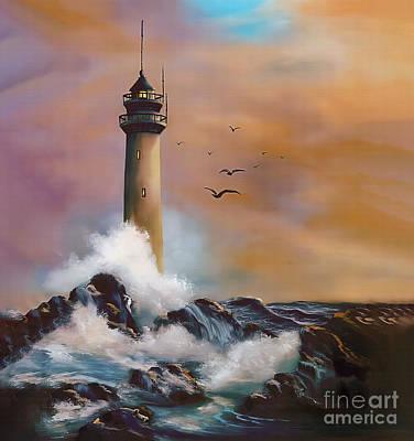 Sean - The light house art 87 by Gull G