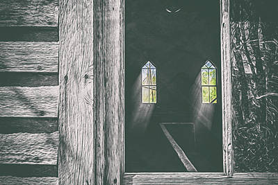 Granger Royalty Free Images - The Light Still Beckons Royalty-Free Image by Jim Love