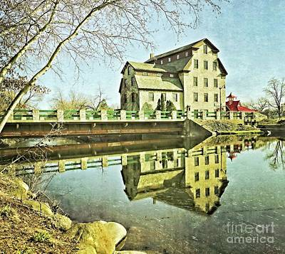 Nirvana - The Mill at Cedar Creek - Spring 2020 by Mary Machare
