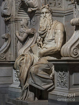 Kim Fearheiley Photography - The Moses of Michelangelo by Claudio Maioli