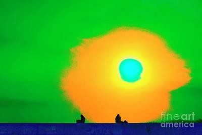 Anne Geddes Large Format Polaroids - The Naked Sun - Solaria by ParaKrytous P