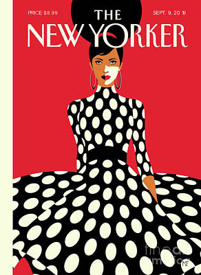 Fantasy Royalty-Free and Rights-Managed Images - The New Yorker - September 9, 2019 by Malika Favre