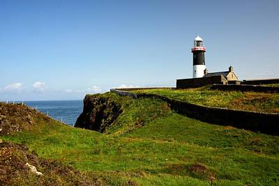 Landscapes Royalty-Free and Rights-Managed Images - The North Light by Neil R Finlay