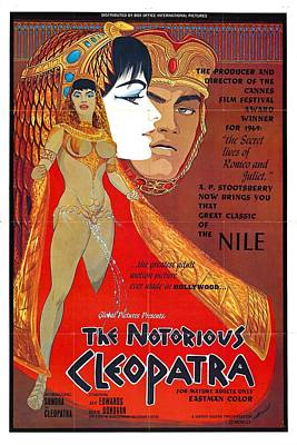 Royalty-Free and Rights-Managed Images - The Notorious Cleopatra, 1970 by Stars on Art