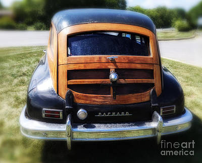Photograph - The Old Woody  by Steven Digman