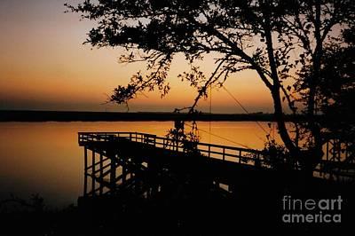 Belinda Landtroop Royalty-Free and Rights-Managed Images - The Pier by Belinda Landtroop